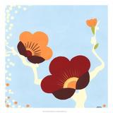 Sakura Spring II Prints by Erica J. Vess