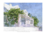 Bay Street Cottage II Prints by Noah Bay