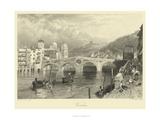 Vintage Verona Poster