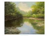 O'Bannon Summer Creek Giclee Print by Mary Jean Weber
