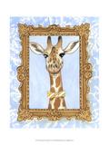 Teacher's Pet - Giraffe Prints by Chariklia Zarris