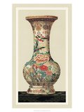 Non-embellished Satsuma Vase I Print by  Vision Studio
