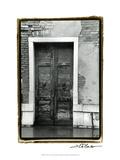 The Doors of Venice III Poster by Laura Denardo