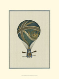 Vintage Ballooning IV Posters