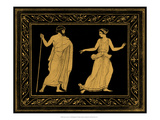 Etruscan Scene I Art by William Hamilton