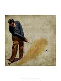 Vintage Sports I Giclee-tryk i høj kvalitet af John Butler