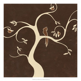 Willow Fresco II Poster von Erica J. Vess
