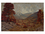 Autumn Prints by Walter King Stone