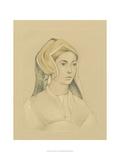 16th Century Portrait I Prints by Ethan Harper
