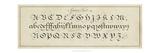 Manuscript Sampler III Posters