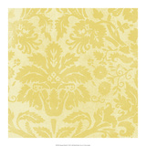 Damask Detail I Posters