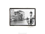 Waterways of Venice XI Print by Laura Denardo