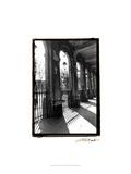 Parisian Archways II Print by Laura Denardo