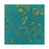 Gilded Batik III Prints by Chariklia Zarris