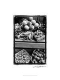 Farmer's Market II Reproduction giclée Premium par Laura Denardo