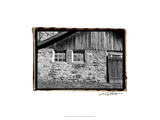 Barn Windows II Posters by Laura Denardo