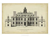 Vintage Facade III Giclee Print by H. Hulsbergh