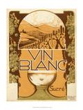 Vin Blanc Prints