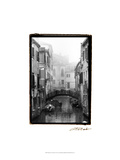 Waterways of Venice II Prints by Laura Denardo