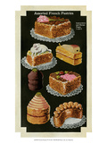 French Pastries IV Art