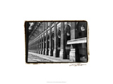 Parisian Archways IV Posters by Laura Denardo