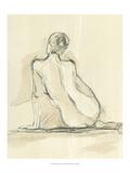 Neutral Figure Study III Kunstdrucke von Ethan Harper