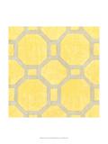 Garden Tile VI Premium Giclee Print by Chariklia Zarris