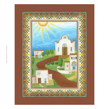 Beautiful Day in Mexico Giclee Print by Chariklia Zarris