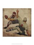 Vintage Sports VII Gicléetryck på högkvalitetspapper av John Butler