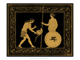 Etruscan Scene IV Giclee Print by William Hamilton