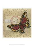 Le Papillon I Posters by Marianne D. Cuozzo