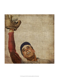 Vintage Sports VIII Premium Giclee Print by John Butler