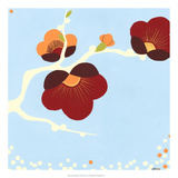 Sakura Spring I Posters by Erica J. Vess