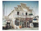 Buddy's Cay Premium Giclee Print by D.k. Gifford