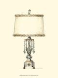 Boudoir Lamp II Lámina giclée premium