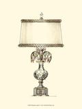 Boudoir Lamp V Lámina giclée premium