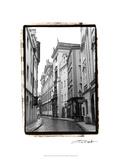 The Streets of Prague II Plakater af Laura Denardo