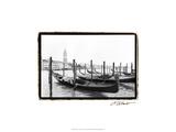 Waterways of Venice XV Poster by Laura Denardo