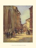 Scenes in Italy VI Art by L. Richmond