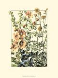 Wildflower Field I Poster
