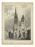 Eglise de St. Denis Giclee Print by A. Pugin