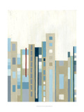 Broadway Horizon I Prints by Vanna Lam