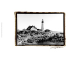 Portland Headlight II Prints by Laura Denardo