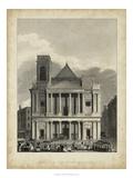 Eglise de St. Eustache Posters by A. Pugin