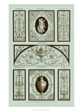 Pergolesi Panel in Celadon I Posters by Michel Pergolesi