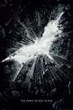 Batman- The Dark Knight Rises-Logo-Teaser Stampe