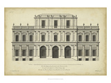 Vintage Facade I Premium Giclee Print by H. Hulsbergh