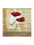 Red Poppies I Posters by Marianne D. Cuozzo