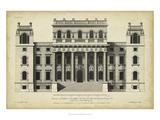 H. Hulsbergh - Vintage Facade VI - Tablo