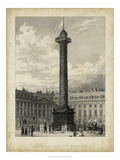 Colonne de la Place Vendome Posters by A. Pugin